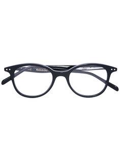 round frame glasses Céline Eyewear