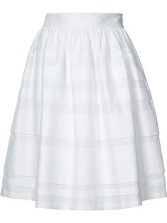 flared skirt  Paule Ka