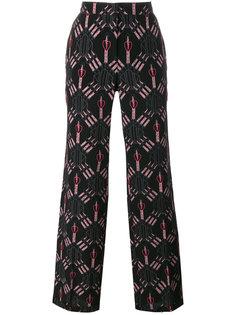 пижамные брюки Love Blades Valentino