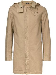 hooded jacket Bassike