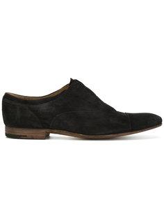 ботинки Дерби кроя слип-он Premiata