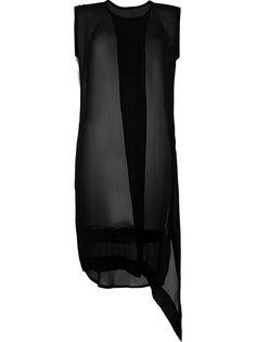 draped front top Ilaria Nistri