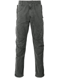 tapered cargo trousers Maharishi