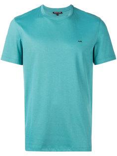 футболка с вышитым логотипом  Michael Kors