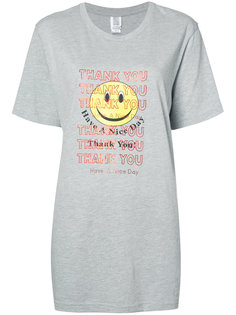 smiley face t-shirt Rosie Assoulin