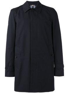 классическое пальто миди Burberry