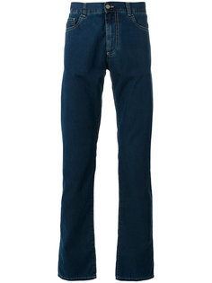 straight leg jeans Canali