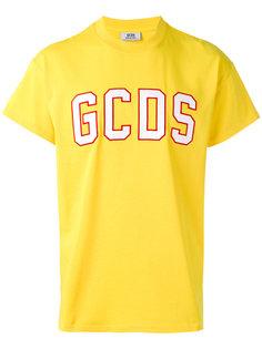 футболка с логотипом Gcds
