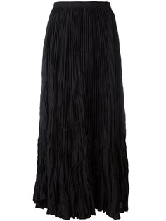 long pleated skirt Issey Miyake Vintage