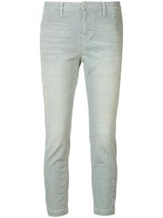 Tel Aviv striped jeans Nili Lotan