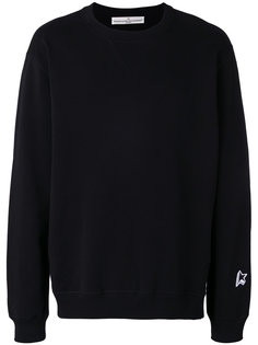 embroidered sweatshirt Golden Goose Deluxe Brand
