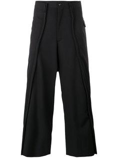 укороченные широкие брюки Comme Des Garçons Homme Plus