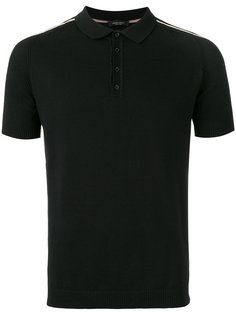 fitted polo shirt Roberto Collina