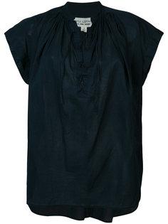 lace-up T-shirt  Nili Lotan