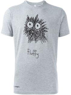 футболка с принтом Fluffy Aspesi