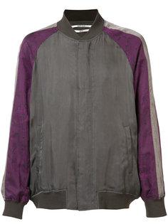 contrast bomber jacket  Robert Geller