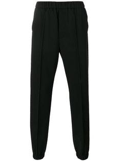 брюки с присборенными щиколотками Marni