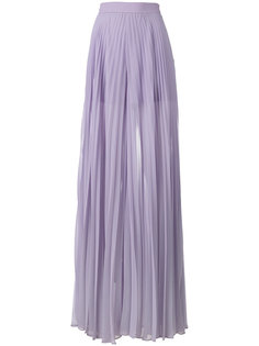pleated wide palazzo pants  Elie Saab