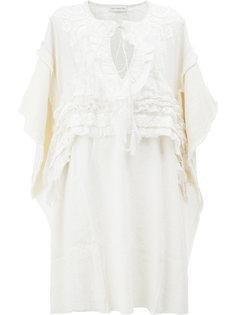 платье-шифт с вышивкой Faith Connexion