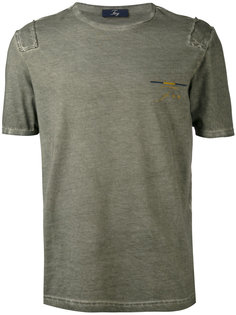 футболка с короткими рукавами Fay
