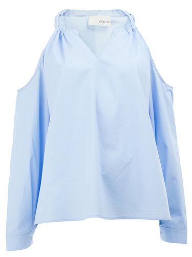 блузка с вырезами на плечах Elaidi