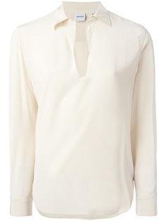 блузка с открытой горловиной Aspesi