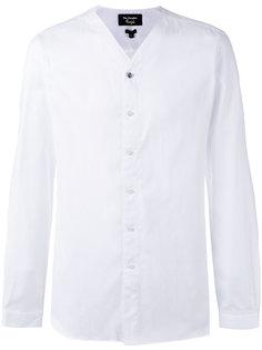 skull button shirt The Kooples