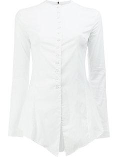 рубашка без воротника Masnada