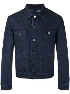 джинсовая куртка с застежкой на пуговицы Jacob Cohen