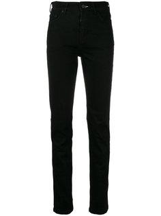 однотонные джинсы скинни McQ Alexander McQueen