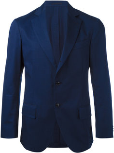 Unconstructed single-button blazer  Mp  Massimo Piombo