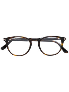 round frame glasses  Tom Ford Eyewear