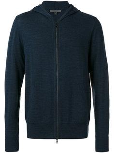 hooded sweater John Varvatos
