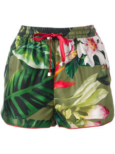 floral patterned shorts F.R.S For Restless Sleepers