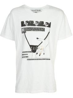 printed T-shirt Enfants Riches Deprimes