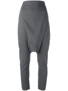 брюки с заниженной проймой Rundholz