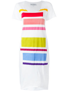 платье-футболка в полоску Io Ivana Omazic