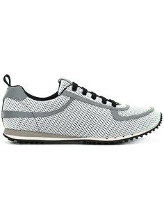 кроссовки со шнуровкой Car Shoe