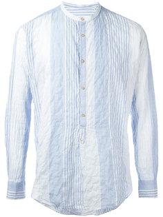 рубашка с эффектом помятости The Gigi