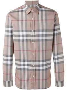 checked shirt  Burberry