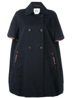 свободная куртка на двух пуговицах Bazar Deluxe