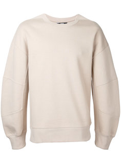 panelled sleeve sweatshirt General Idea