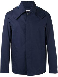 куртка с капюшоном  на пуговицах Mackintosh