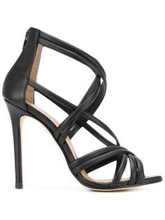 strappy stiletto sandals Marc Ellis