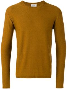 ribbed trim sweatshirt  Lemaire