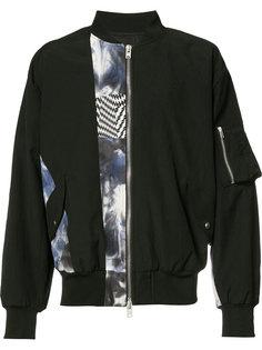 MA-1 jacket Yang Li