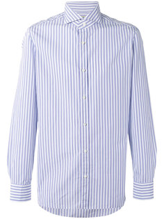 рубашка в полоску Borrelli