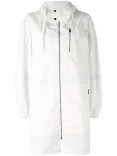 zip-up raincoat Tomas Maier
