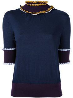 shortsleeved sweater  Roksanda