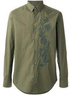 классическая рубашка Fendi